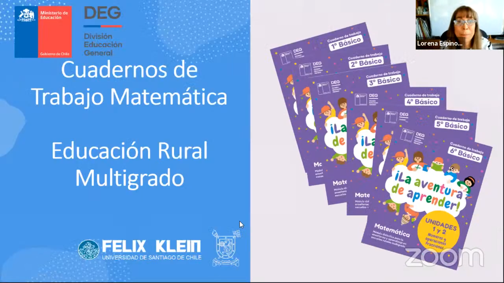 Nota Escuela Rural Multigrado